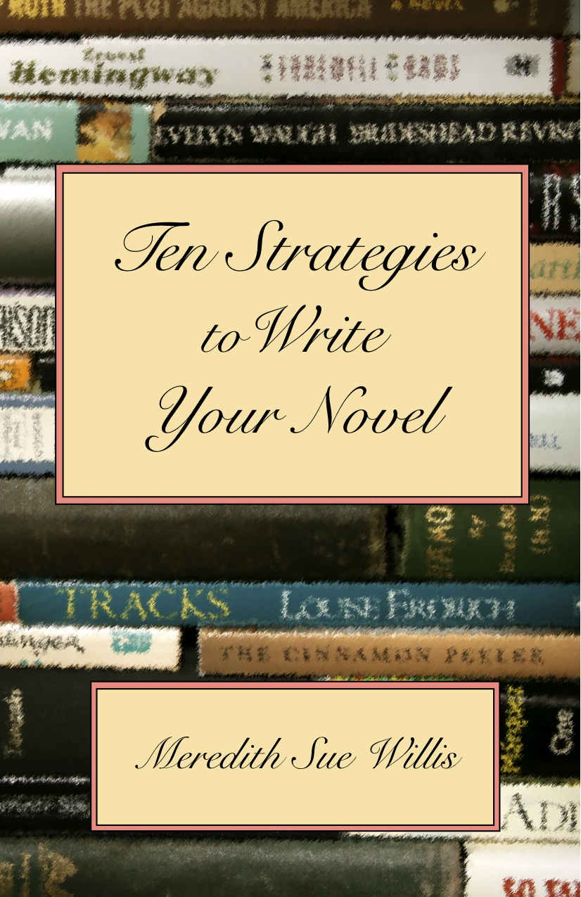 10 Strategies to Write Your Novel Book Cover Image
