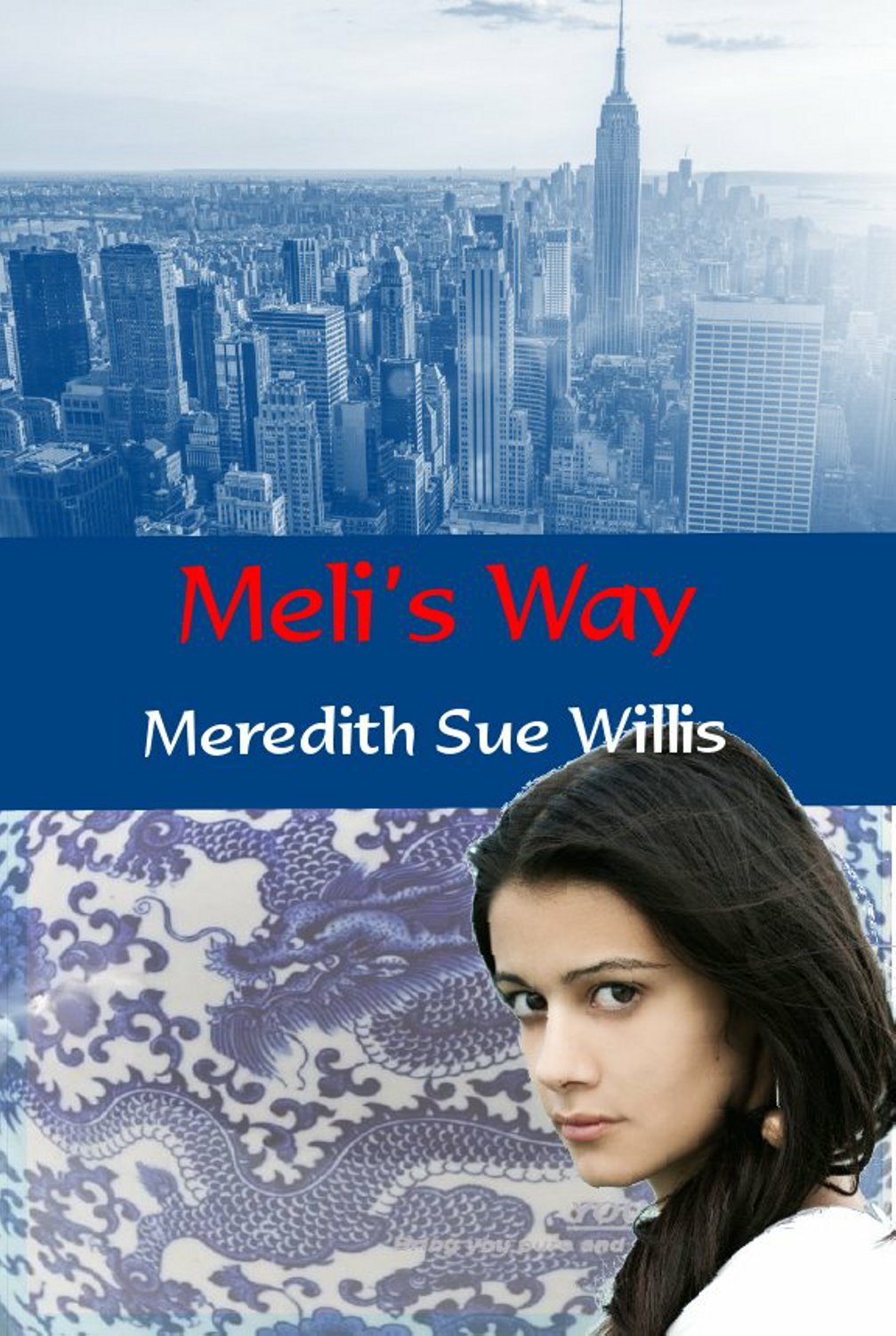 Meli's Way Book Cover Book Cover Image