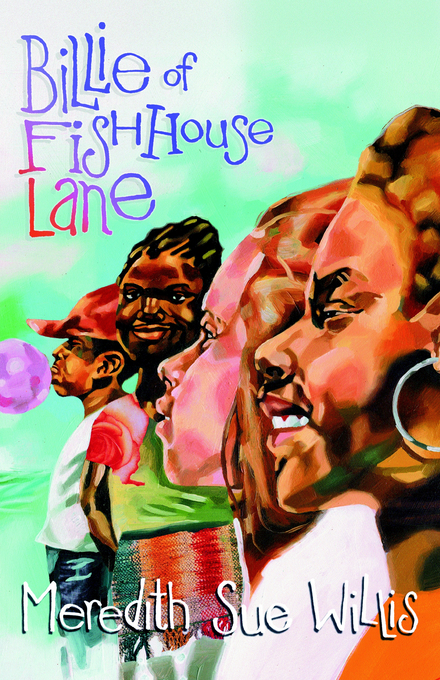 Billie of Fish House Lane Book Cover Image