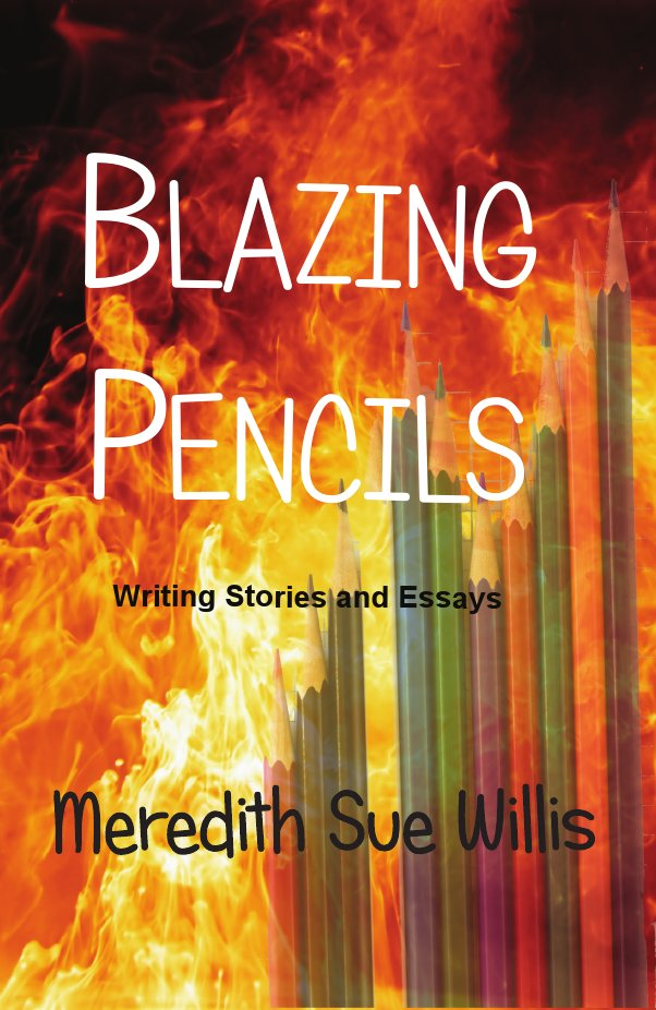 Blazing Pencils Book Cover Book Cover Image
