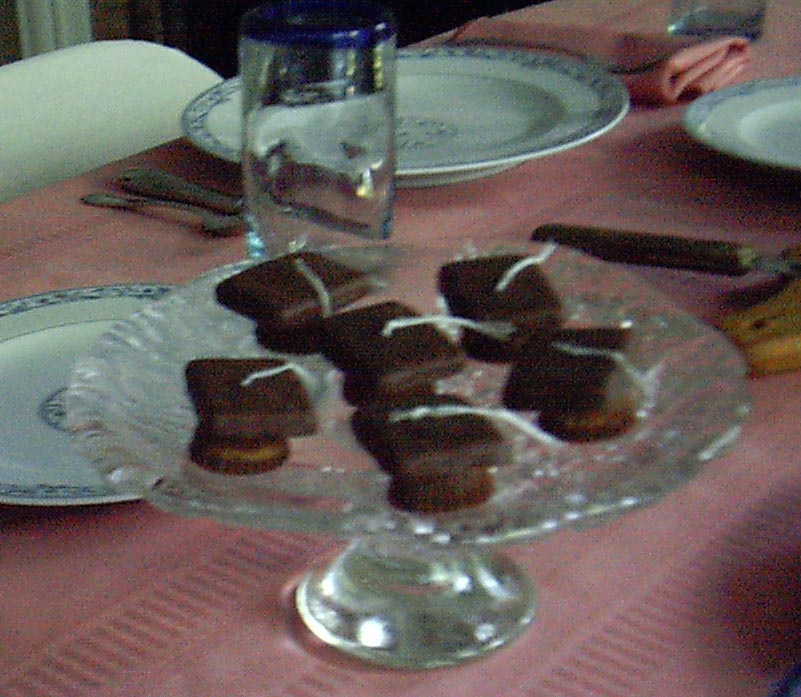What Causes Three Minute Chocolate Cake Icing