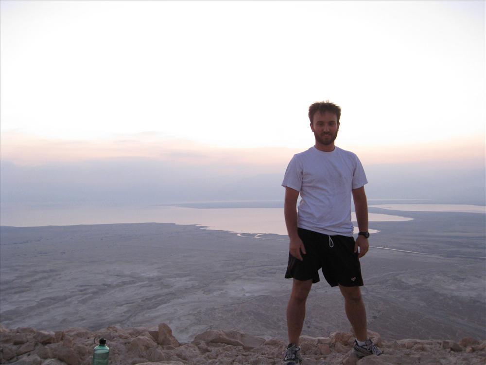 Joel on Masada