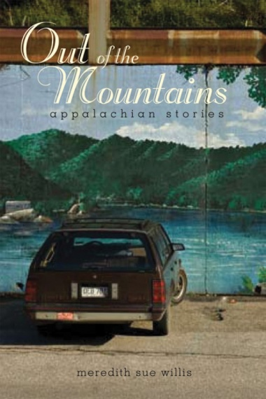 Out of the Mountains of America Book Cover Image