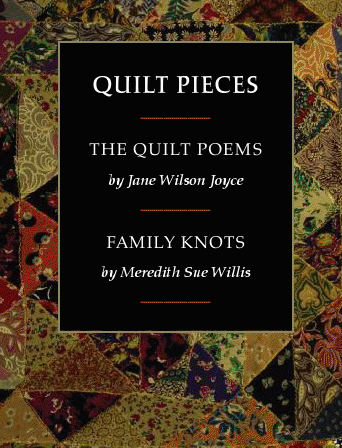 Quilt Pieces Book Cover Image