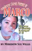 Secret Super Powers of Marco Book Cover Image