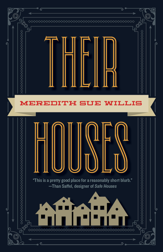 Meredith Sue Willis Author and Teacher